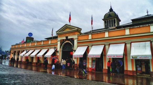 santiago central market mercado centrak